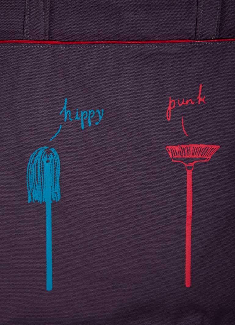 Hippy Punk Çanta - CC 017