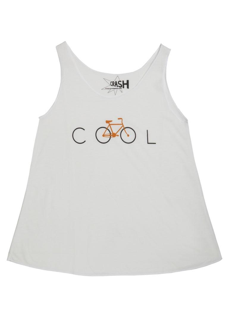 Crash Kadın Atlet - Cool - CA001