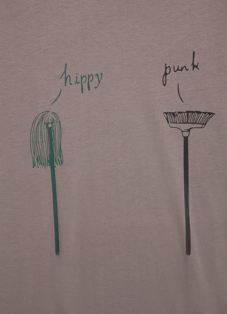 Hippi Punk - Gri