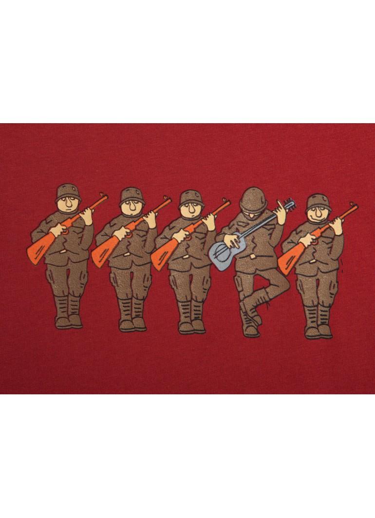 Askerler - Kırmızı