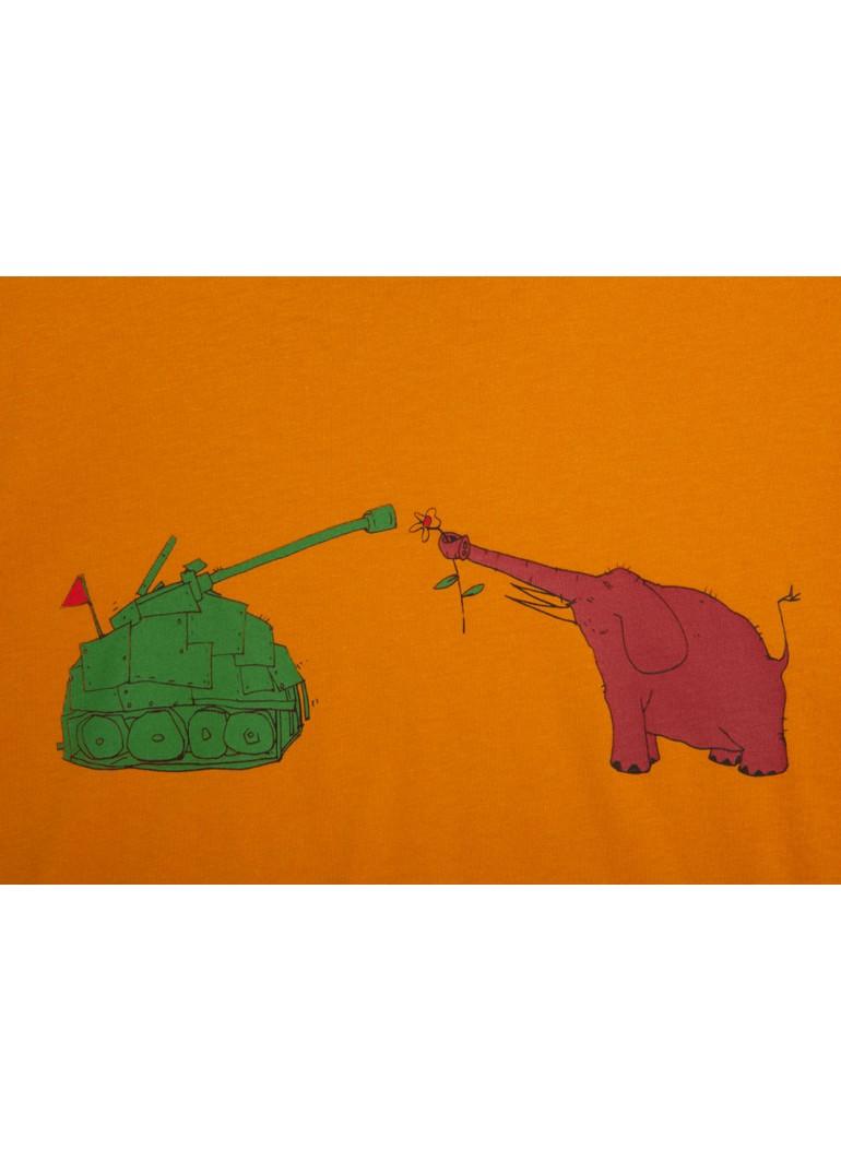 Fil Tank - Sarı