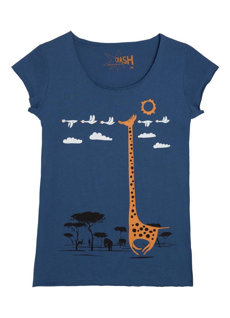 Zürafa - Lacivert