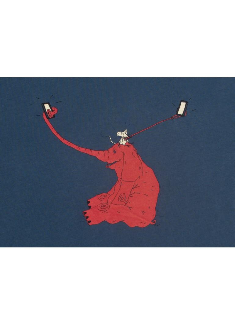 Selfie Fil - Lacivert